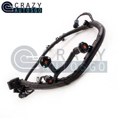 For FordF-350 Super Duty XL Cab & Chassis 2-Door Fuel Injector Harness Wire