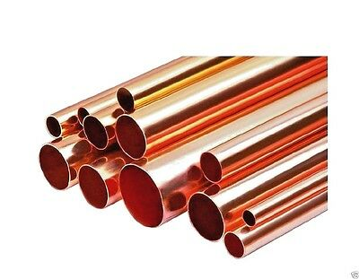 """Any Size Copper Pipe/Tube Type DWV 2"""", 3"""", or 4"""""""
