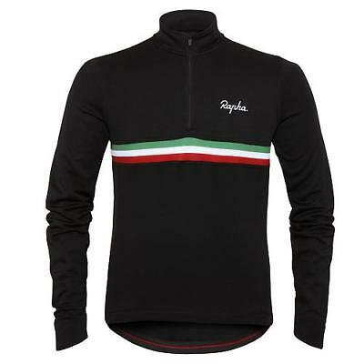 Rapha Black Long Sleeve Country Jersey. Size XS. BNWT.