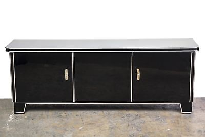 Magnificent Art Deco Low Board / Sideboard