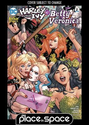 Harley And Ivy Meet Betty And Veronica #2A (Wk44)