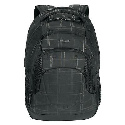 """Targus Matrix Sport Black Notebook Carrying Backpack Fits Up To 16"""" Laptops"""