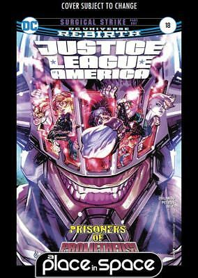 Justice League Of America, Vol. 5 #18A (Wk45)