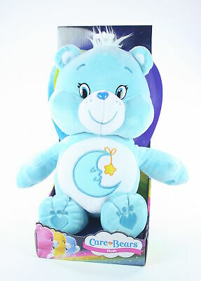 "CARE BEARS plush BEDTIME BEAR 12"" soft toy cuddly American Greetings - NEW!"