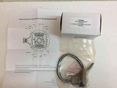 5R55N 5R55S 5R55W Explorer Ranger External Wiring Harness Repair Kit 5r55s 5r55w wire harness pigtail repair kit for shift solenoid 5r55w transmission wire harness at fashall.co