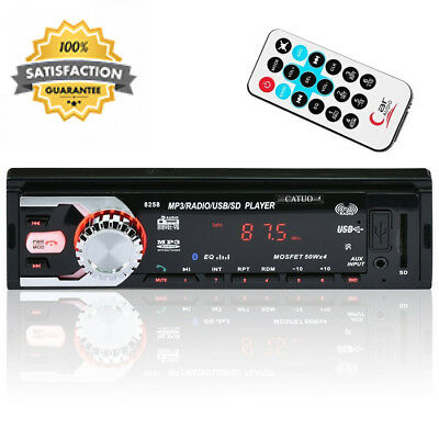 Catuo Car Stereo Player,with Bluetooth, Aux Input,USB/FM/MP3 Receiver...