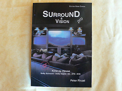 Peter Finzel Surround & Vision Pro Kino zuhause Dolby Digital DVD