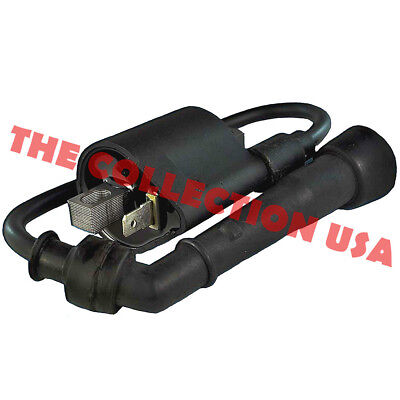 SUZUKI VINSON 500 LT-A500F 2002-2007 IGNITION COIL WITH SPARK PLUG CAP 43