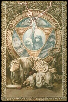 The Dark Crystal Movie Poster 1 - New Brian Froud Print - Print Image Photo -Pw9
