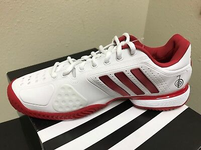 new product b508d cc72d Adidas Novak Pro Mens Tennis Shoe Style AQ2292