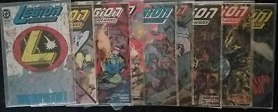 Legion of Super-Heroes - Lot of 9 - (1990 - 91) - Keith Giffen
