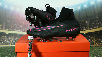 promo code e200c 0827a NIKE MERCURIAL SUPERFLY V 5 SG-PRO Sz 6.5 Soccer Cleats New With Bag 831956  006