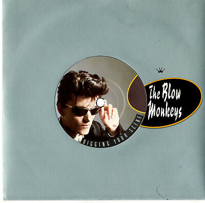 "The Blow Monkeys - Digging Your Scene - 7"" 45 Vinyl Record 1986"