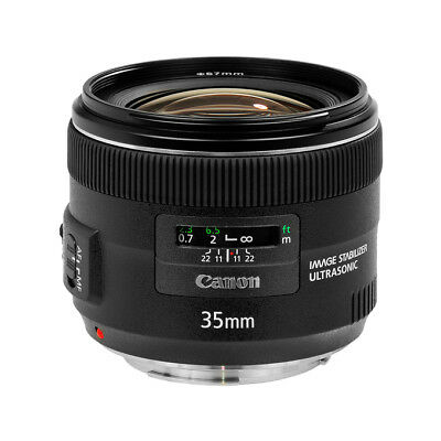NEW Canon EF 35mm f/2 IS USM Lens with 1 Year Warranty