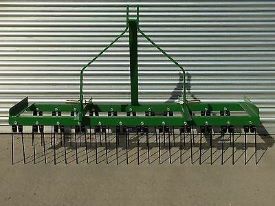 Spring Tine Harrow, Grass Harrow, Tractor Harrow, Field Harrows