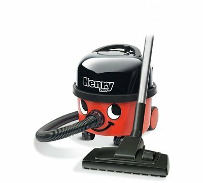 Numatic Henry HVR200-11 Commercial Cleaning Bagged Cylinder Vacuum Cleaner