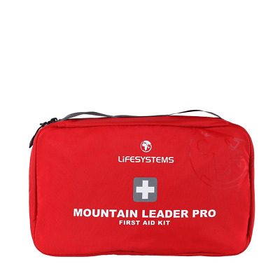 Lifesystems Emergency Survival Mountain Leader Pro First Aid Kit 87 Items