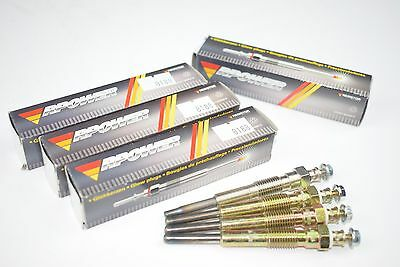 Toyota Camry 2.0 Turbo-D Saloon Model - Diesel Engine Set of Four Glow Plugs