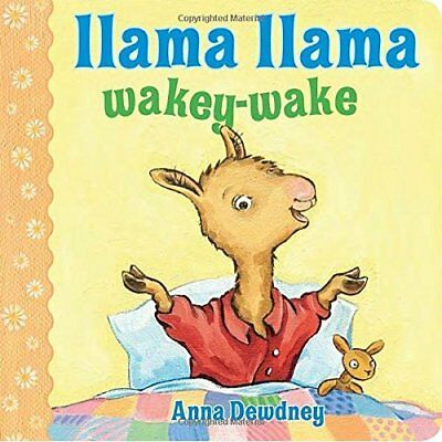 Llama Llama Wakey-Wake Dewdney, Anna (Author)