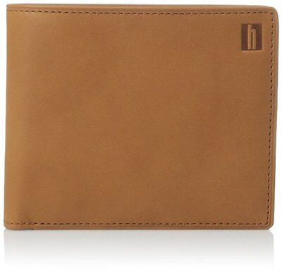 Hartmann Belting Collection medium wallet with coin pocket Tan 58278-4168