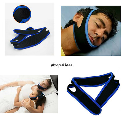 Anti Snore Anti Snore Device Jaw Brace Stop Snoring Solution Chin Support Strap