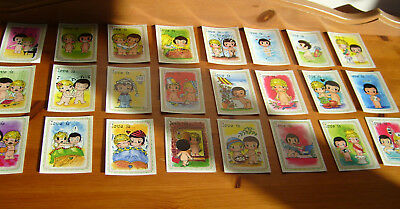 Collectables Vintage - Love is... 24 Cards Incomplete Set 1970's