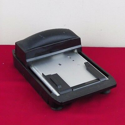 NewBold Addressograph Credit Card Charge Imprinter Vintage