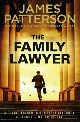 The Family Lawyer by Patterson, James Book The Cheap Fast Free Post