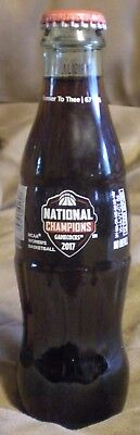 1 ACL 8oz Coca Cola 2017 NCAA Women's Basketball National Champions Gamecocks