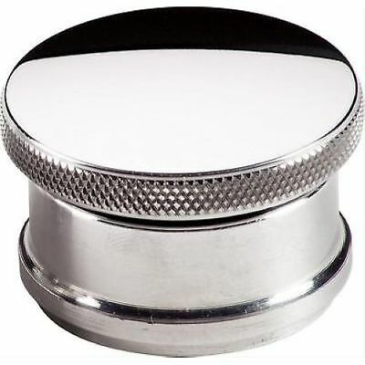 Billet Specialties 24110 Oil Fill Cap - Weld-In (Aluminum Bung)