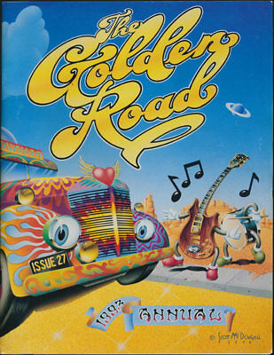 Golden Road #27 RARE Last Issue Grateful Dead Fanzine/Magazine  Pigpen Special