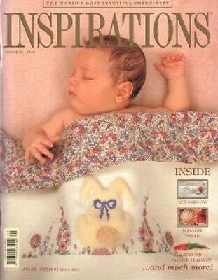 Inspirations 20 Country Bumpkin Embroidery  Multi-size Sewing Patterns