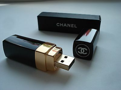 Chanel Vip Gift From Chanel Beauty Boutique Usb Flash Drive Coco Lipstick Style