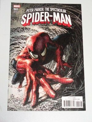 Peter Parker Spectacular Spiderman #1 Marvel Comics Party Variant August 2017