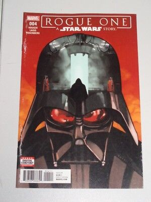 Rogue One A Star Wars Story #4 Marvel Comics September 2017