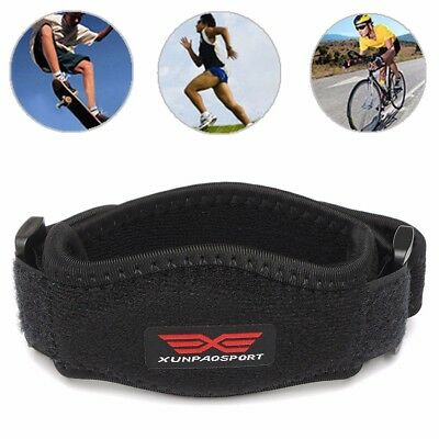 Adjustable Tennis Golfer Elbow Strap Wrap Support For Lateral Pain Syndrome