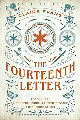 The Fourteenth Letter: The page-turning new thriller filled ... by Evans, Claire