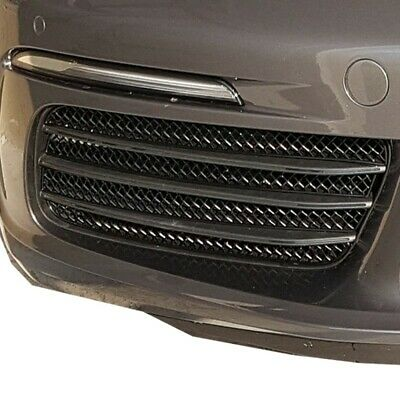 ZUNSPORT SILVER OUTER GRILLE SET for PORSCHE 718 BOXSTER & CAYMAN