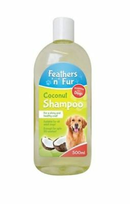 dog doggy pet shampoo shiny coat grooming 500ml