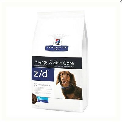 Hill's Prescription Diet cane Z/D mini Allergy e Skin Care kg 6