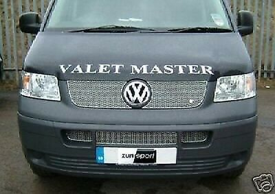 VW T5 Aftermarket OBERE FRONT GRILL 2003-2007 zvw10403