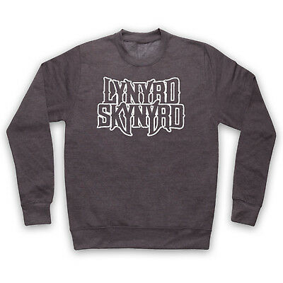 Lynyrd Skynyrd Logo Unofficial Southern Rock Band Gods Adults & Kids Sweatshirt