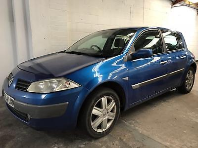 2004 54 Renault Megane 1.5 DCI Dynamique LONG MOT NEW CLUTCH
