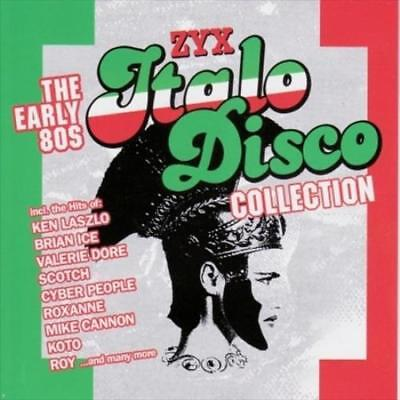 Various Artists - Zyx Italo Disco Collection: The Early '80S New Cd