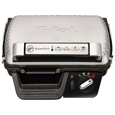 T-fal Super Non-Stick Grill  with Timer GC451B52