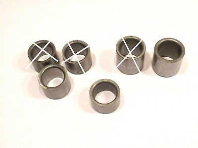 """One (1) Press-fit Drill Bushing 3/4"""" ID X 1"""" OD with 5/8"""", 3/4"""" & 1"""" lengths"""