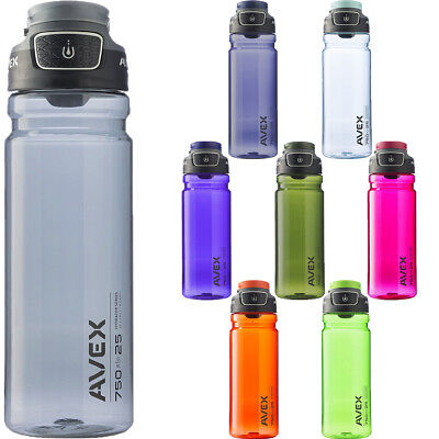 7a1da02fd6 AVEX 25 OZ. FreeFlow Autoseal Water Bottle - $15.99 | PicClick