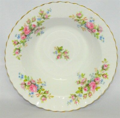 "1  -Royal Albert - Moss Rose- 8"" Rimmed  Soup Bowl  ( 3 Available )"