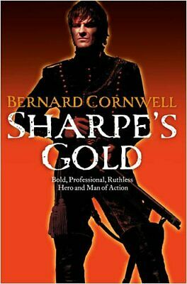 Sharpe's Gold by Cornwell, Bernard Paperback Book The Cheap Fast Free Post