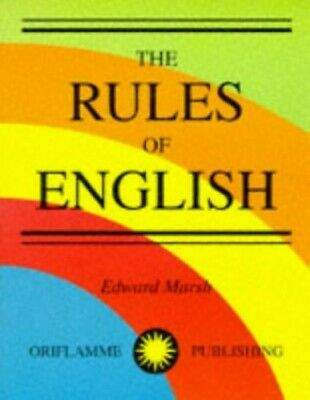 The Rules of English (Help Yourself to English) Paperback Book The Cheap Fast